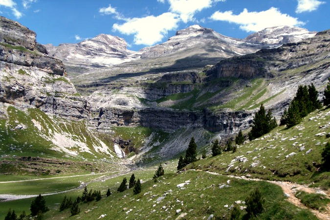 Ordesa valley with Aragon Active Pyrenees Spain