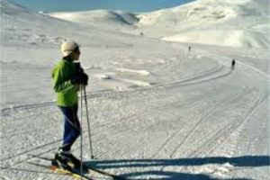 Cross country skiers on Tailor Made Activity Holidays Spain