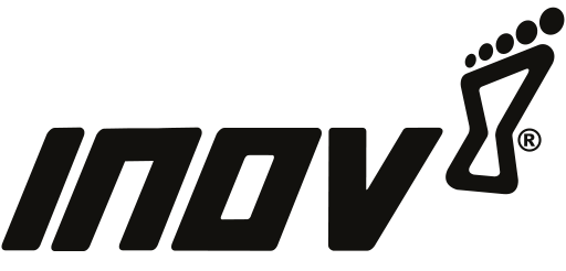 Inov-8 logo on Road Shoes vs Trail Shoes