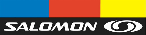 Salomon logo on Road Shoes vs Trail Shoes