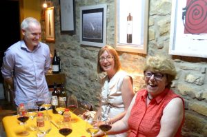 Getting to know the Somontano wines whilst learning Spanish on the Aragon Active Learn Spanish Holiday