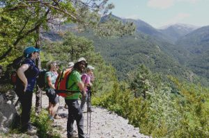Open view of Ordesa on Aragon Active Guided walking Holiday Spain