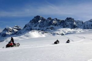 Snowmobile excursion on Tailor Made Activity Holidays Spain
