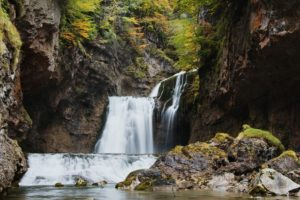 Waterfalls in the Ordesa national Park on Photography Holiday Reviews