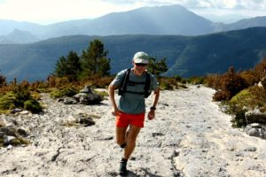 Our running guide in Ordesa on Trail Running Holiday Pyrenees