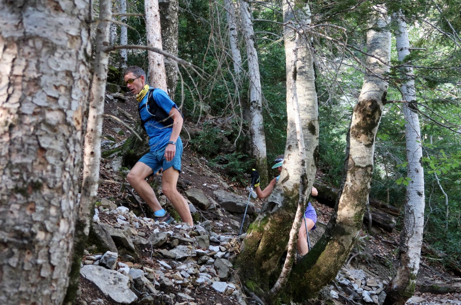 Trail Running Holiday